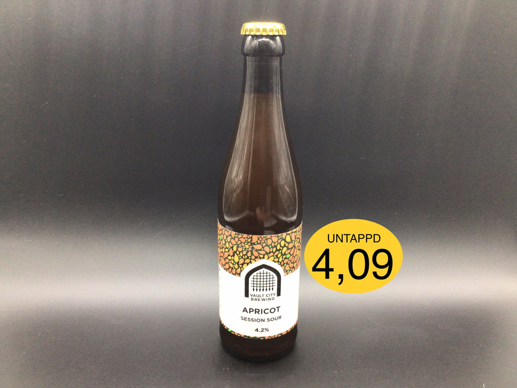APRICOT SESSION SOUR (Vault City) SOUR