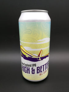 HIGH & BETTER ( Grand Paris x Dry & Bitter )