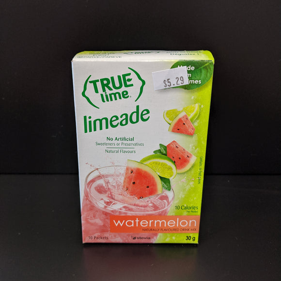 True Lemon- Watermelon Limeade