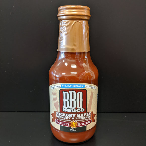 Nature's Hollow- BBQ Sauce- Hickory Maple