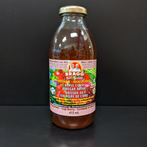 Braggs- Apple Cider Vinegar Drink- Pomegrante Goji Berry