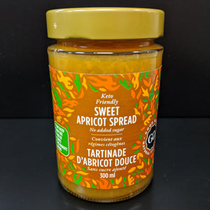 Good Good- Sweet Apricot Spread