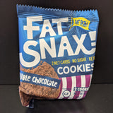 Fat Snax- Cookies- Double Chocolate