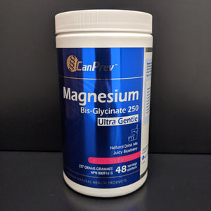 CanPrev Magnesium - Juicy Blueberry