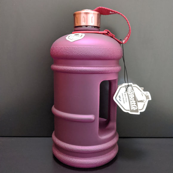Big Bottle Company- 1.5L Plum & Rose Gold