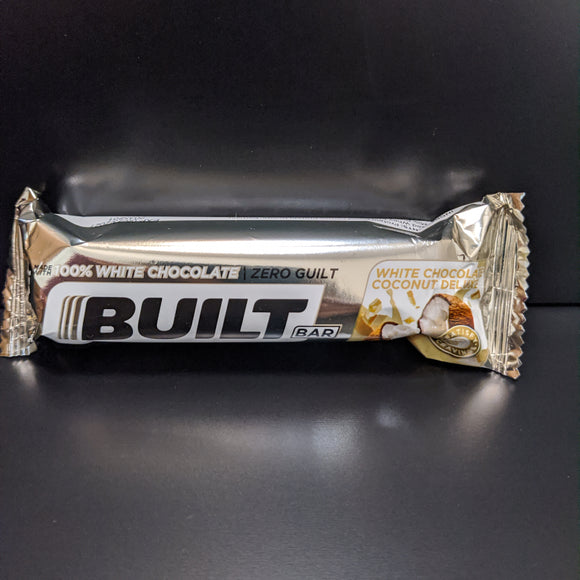 Built Bar- White Chocolate Coconut