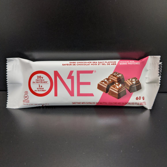 One Bar- Dark Chocolate Sea Salt