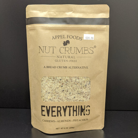 Nut Crumbs - Everything
