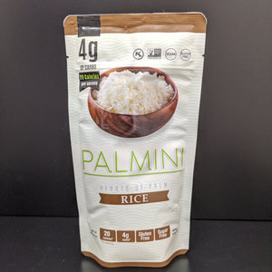 Palmini- Hearts of Palm Pasta- Rice