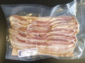 Island Taylored Meats- Double Smoked Bacon