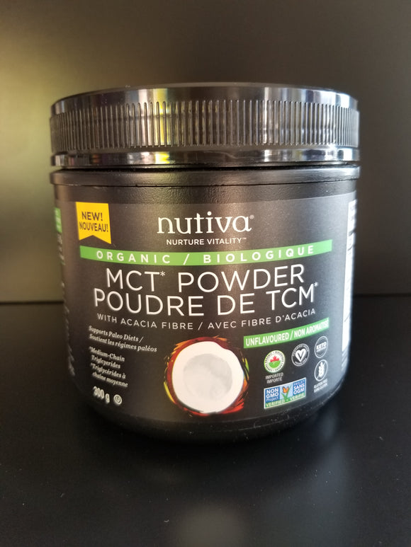 Nutiva- MCT Powder- Natural