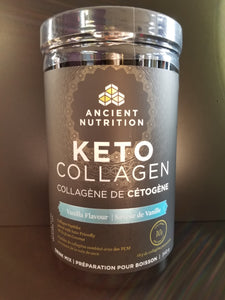 Ancient Nutrition- Keto Collagen Vanilla
