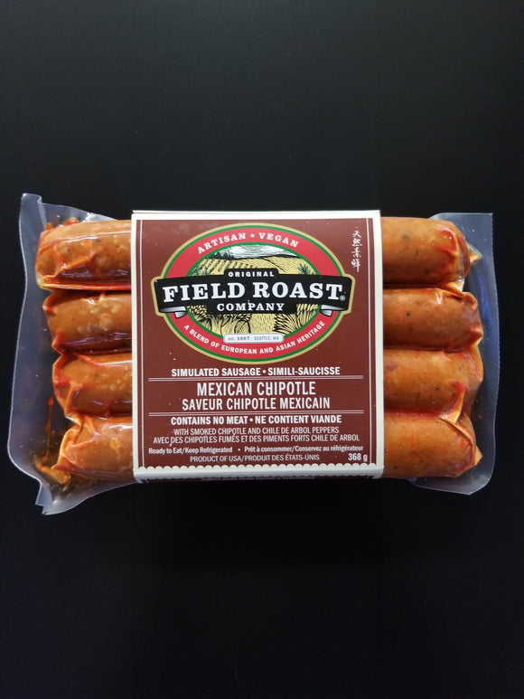 Field Roast Sausage- Mexican