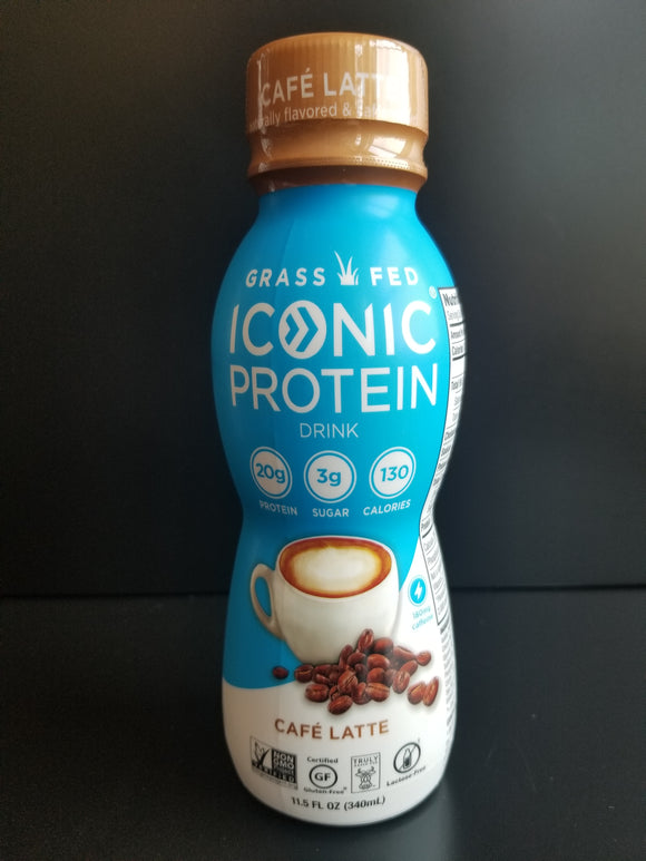 Iconic Protein- Cafe Latte