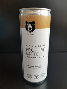 Two Bears- Vanilla Oat Latte
