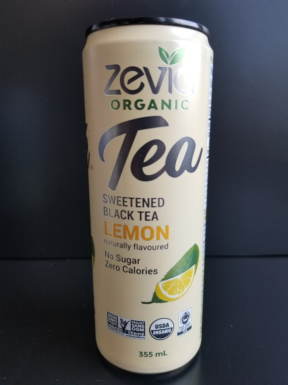 Zevia Iced Tea- Lemon