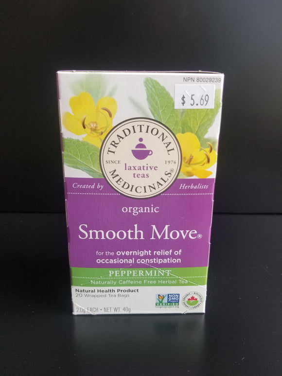 Traditional Medicine- Smooth Move Tea