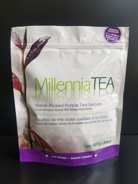 Millennia- Tea Purple