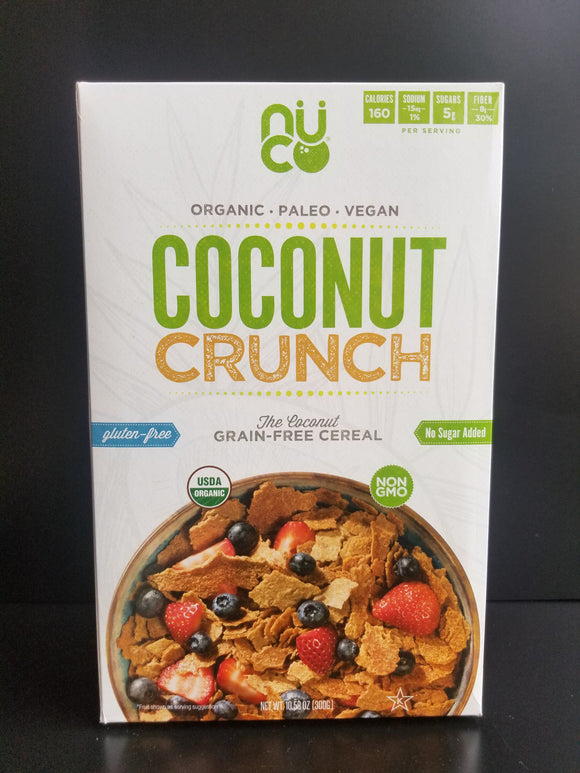 Nuco- Coconut Crunch