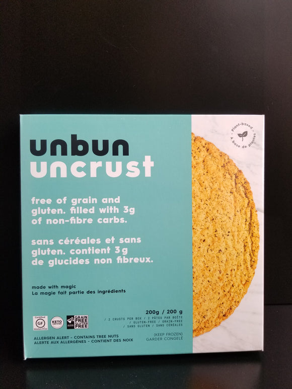 UnBun- Pizza Crust