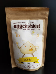 Eggcitables- Egg Alternatives- Orignal