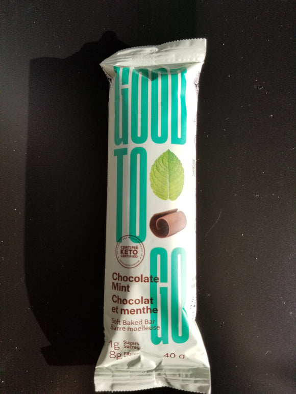 Good To Go- Chocolate Mint