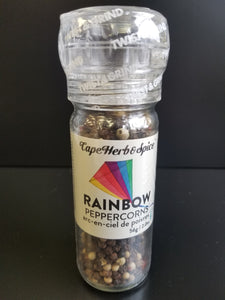 Cape Herb & Spice- Rainbow Pepper