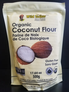 Wild Tuskers- Coconut Flour