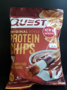 Quest Chips- BBQ