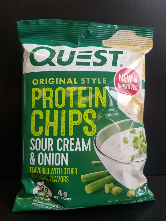 Quest Chips- Sour Cream