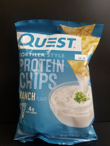 Quest Chips- Ranch