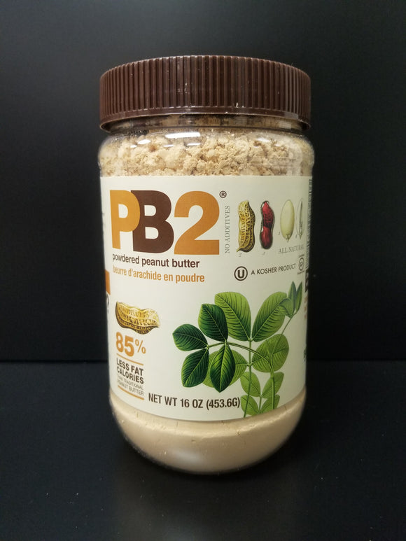 PB2- Powdered Peanut Butter- Regular