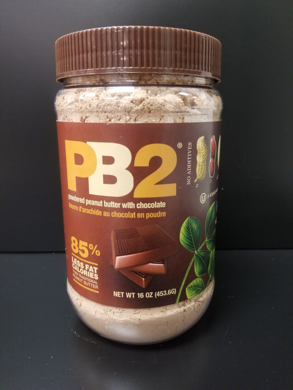 PB2- Powdered Peanut Butter- Chocolate