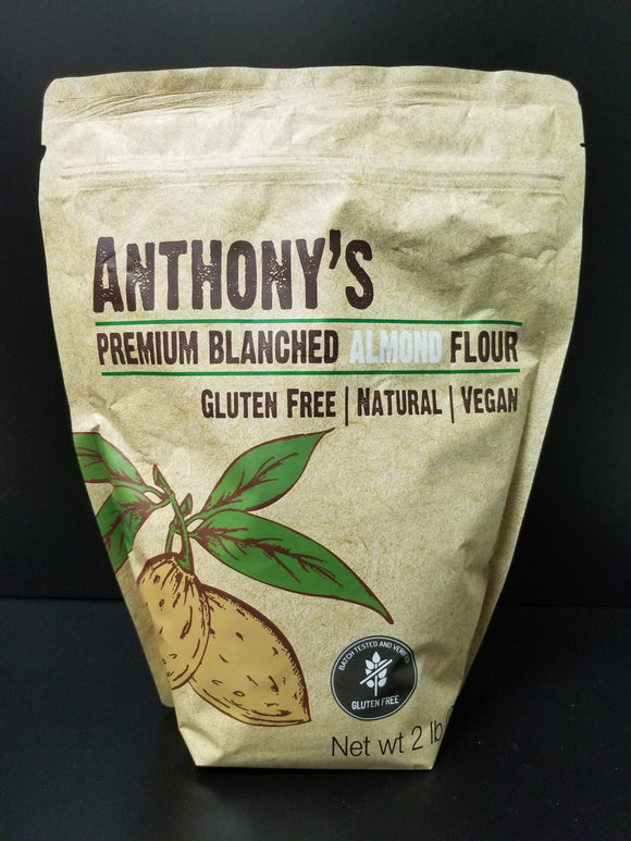 Anthony's- Almond Flour