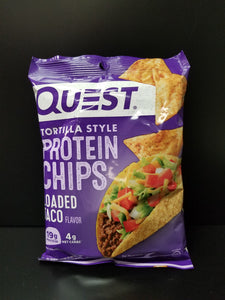 Quest Chips- Loaded Taco
