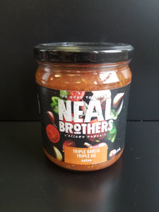 Neal Brothers- Salsa- Triple Garlic