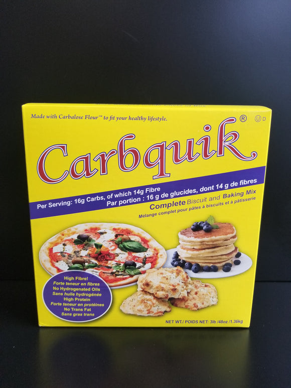 Carbquick- Complete Baking Mix