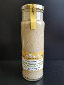 Atlantic Mustard Mill- Dressing- Herb & Mustard