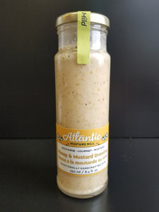 Atlantic Mustard Mill- Dressing- Honey & Mustard
