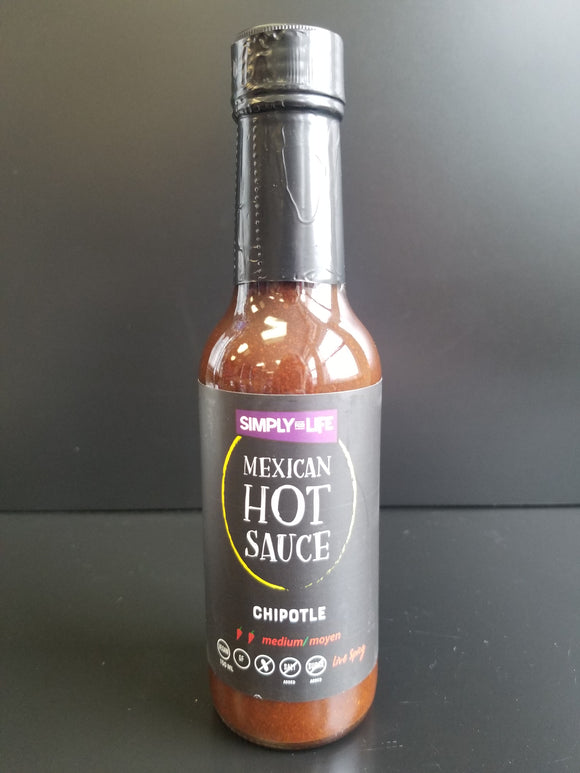 SFL- Hot Sauce- Chipotle