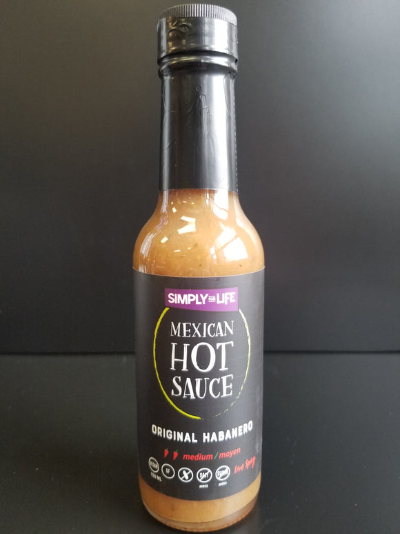 SFL- Hot Sauce- Original Habenero