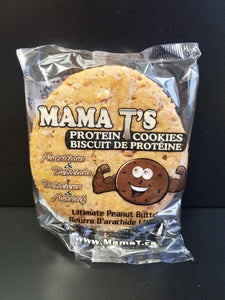 Mama T- Protein Cookie- Peanut Butter