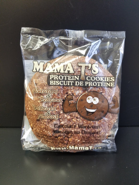 Mama T- Protein Cookie- Chocolate Macaroon