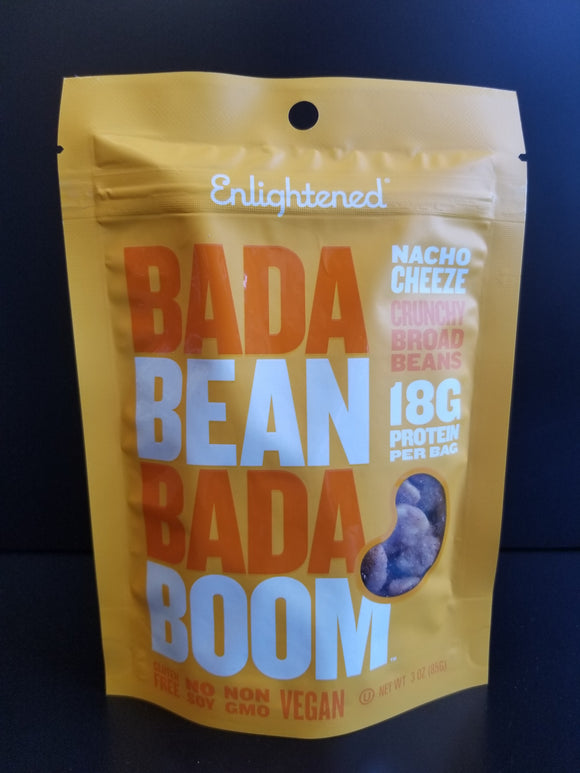 Enlightened- Bean Crisps- Nacho Cheese