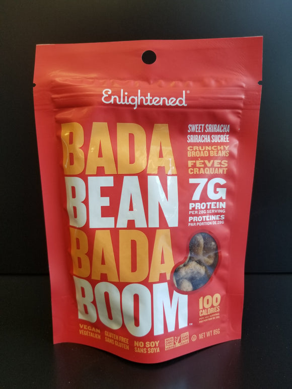 Enlightened- Bean Crisps- Sweet Sriracha