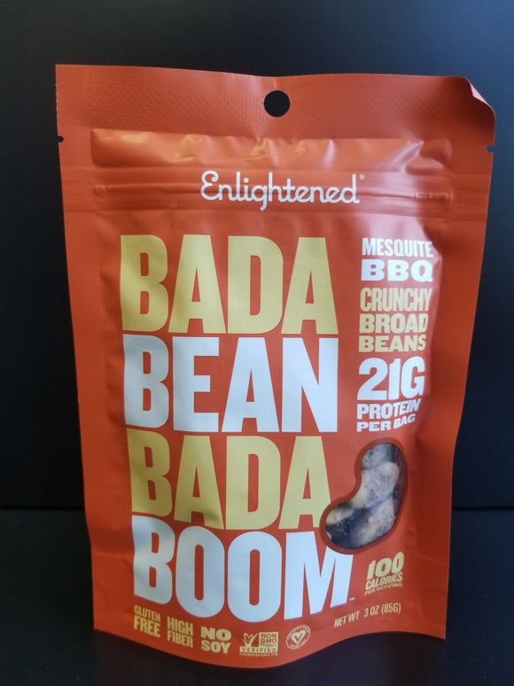 Enlightened- Bean Crisps- Mesquite BBQ