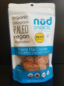 Nud - Flax Crackers