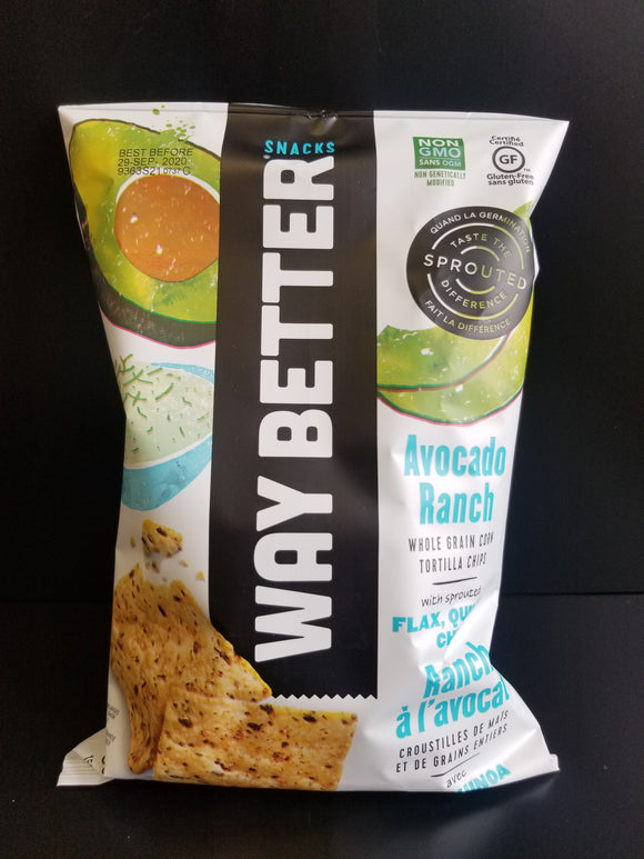 Way Better Chips- Avocado Ranch