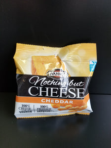 Nothing But Cheese- Cheddar