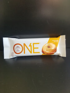 One Bar- Maple Glazed Donut